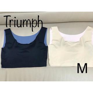 トリンプ(Triumph)の☆新品未使用☆ トリンプ ブラジャー 2枚セット(キャミソール)