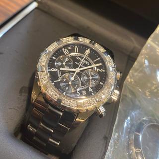 シャネル(CHANEL)のシャネル j12 クロノ 正規品 (腕時計(アナログ))