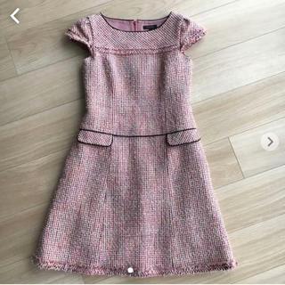 トッカ(TOCCA)のTOCCA トッカ POLLY ドレス サイズ00(ひざ丈ワンピース)