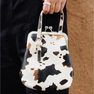シールームリン(SeaRoomlynn)の牛柄 バッグ モーモーバッグ リルポロジー (ハンドバッグ)