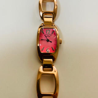 カバンドズッカ(CABANE de ZUCCa)のCABANE de ZUCCa 腕時計 ピンクゴールド(腕時計)