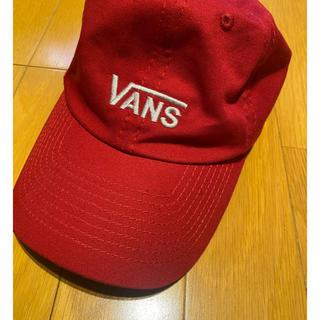 ヴァンズ(VANS)のVANS キャップ 未使用✨(キャップ)