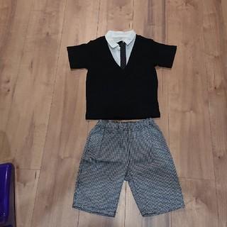 ニシマツヤ(西松屋)の西松屋 フォーマルスーツ 95㎝ 新品(ドレス/フォーマル)