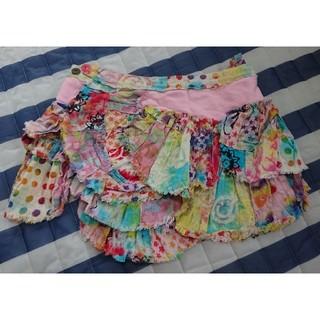 エルロデオ(EL RODEO)のEL RODEO 巻きスカート(ミニスカート)