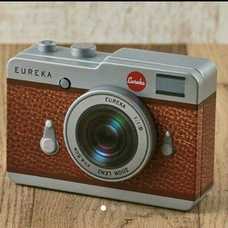 カルディ(KALDI)のカルディ  カメラ缶  2つセット(フィルムカメラ)