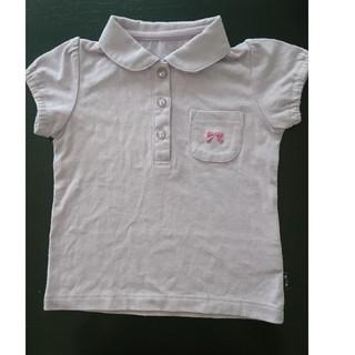 ベルメゾン(ベルメゾン)のベルメゾン 新品未使用 ポロシャツ 80(シャツ/カットソー)