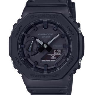 ジーショック(G-SHOCK)の◎未使用品◎ CASIO G-SHOCK GA-2100-1A1JF(腕時計(デジタル))