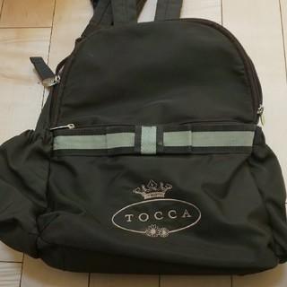 トッカ(TOCCA)のtoccaリュック(リュック/バックパック)