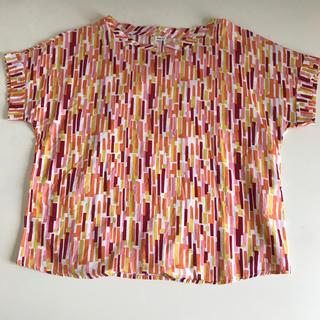 パーリッシィ(PAR ICI)のPAR ICI プルオーバー半袖シャツ(シャツ/ブラウス(半袖/袖なし))