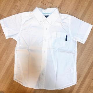 ニシマツヤ(西松屋)の西松屋 ホワイトシャツ 110センチ(その他)