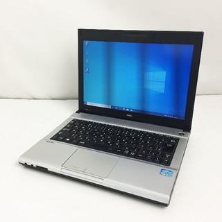 エヌイーシー(NEC)の中古☆NEC ノートパソコン PC-VK26MBZDF(ノートPC)