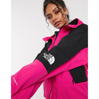 THE NORTH FACE - 【Sサイズ】新品未使用 THE NORTH FACE ウィンドジャケット ピンク