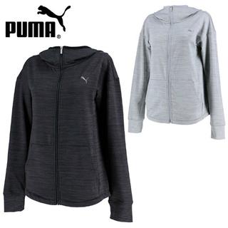 PUMA - プーマ パーカー ブラック M