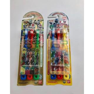 バンダイ(BANDAI)のリュウソウジャー こどもハブラシ3本セット×2種類 (歯ブラシ/歯みがき用品)