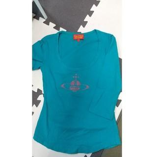 ヴィヴィアンウエストウッド(Vivienne Westwood)のVivienneWestwood七分丈Tシャツ(Tシャツ(長袖/七分))