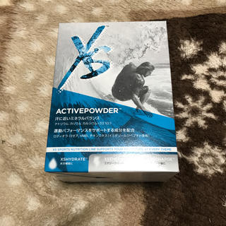 アムウェイ(Amway)のXS Sports Nutrition アクティブパウダー(その他)
