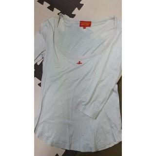 ヴィヴィアンウエストウッド(Vivienne Westwood)のVivienneWestwood長袖Tシャツ(Tシャツ(長袖/七分))