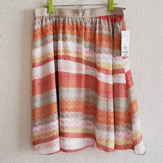 アンタイトル(UNTITLED)のUNTITLED   新品スカート(ひざ丈スカート)