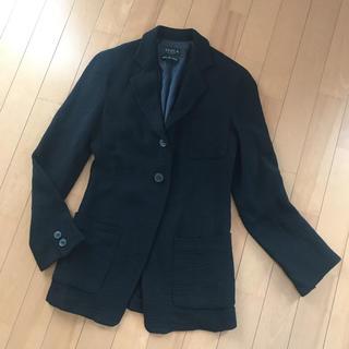 エポカ(EPOCA)のエポカ 高級 サマー ジャケット ワッフルデザイン 美品 カーディガン(テーラードジャケット)
