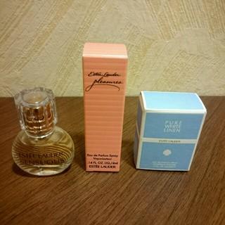 エスティローダー(Estee Lauder)のエスティローダー☆ミニボトル香水セット(香水(女性用))