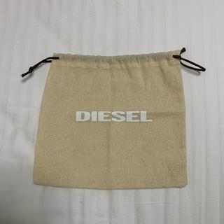 ディーゼル(DIESEL)のDIESELポーチ(布袋)(ポーチ)