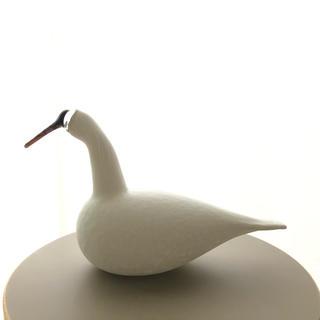 イッタラ(iittala)のiittala Whooper Swan Oiva Toikka バード 箱なし(置物)