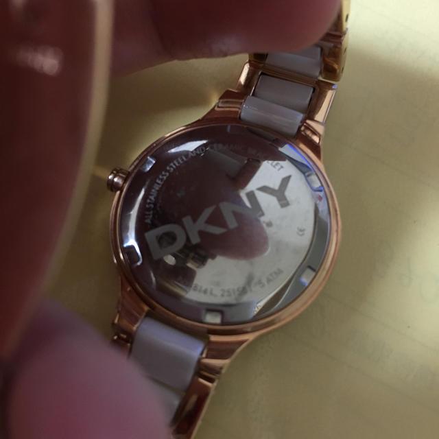 DKNY WOMEN(ダナキャランニューヨークウィメン)の10日まで限定20%OFF!DKNY時計 レディースのファッション小物(腕時計)の商品写真