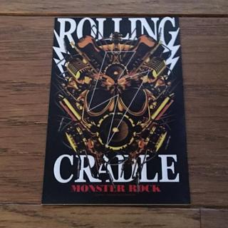 ローリングクレイドル(ROLLING CRADLE)のROLLING CRADLE(ローリングクレイドル) ロリクレ ステッカー (その他)