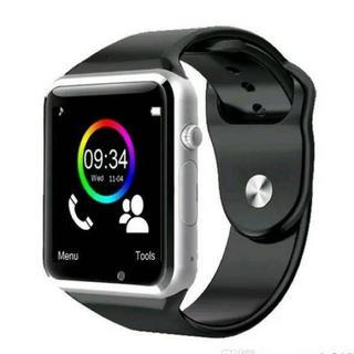 A1 スマートウォッチ ブラック(腕時計(デジタル))