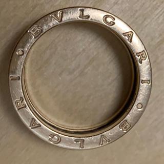 ブルガリ(BVLGARI)の正規品 BVLGARI ブルガリ ビーゼロワン リング k18PGセラミック(リング(指輪))