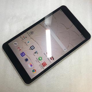 エルジーエレクトロニクス(LG Electronics)のLG G Pad   LGT02 ジャンク aki492(タブレット)