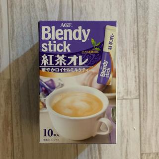 エイージーエフ(AGF)のブレンディ 紅茶オレ 8本(茶)