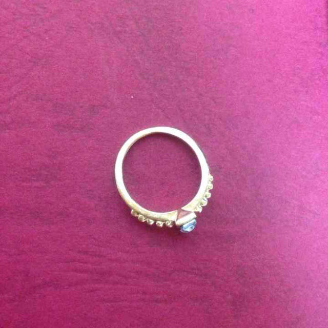 リング ストーン レディースのアクセサリー(リング(指輪))の商品写真
