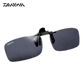 ダイワ(DAIWA)の新品 未使用 ダイワ UVカット クリップオン 偏光 サングラス(サングラス/メガネ)
