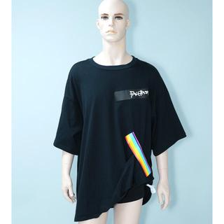 ファセッタズム(FACETASM)のdogs×facetasm  ガムテープデザインTシャツ(Tシャツ/カットソー(半袖/袖なし))