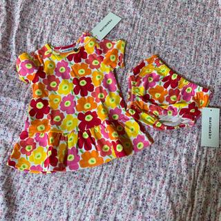 マリメッコ(marimekko)のマリメッコ  ベビー服(ワンピース)