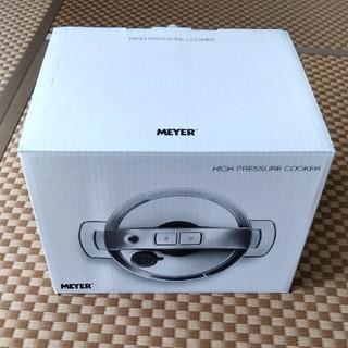マイヤー(MEYER)のれえこ様専用🌻マイヤー超高圧力鍋4.0Lハイプレッシャークッカー(鍋/フライパン)