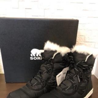 ソレル(SOREL)のりん様❁︎【新品未使用】SOREL スノーブーツ(ブーツ)