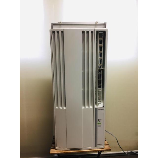 コロナ(コロナ)の窓用エアコン 清掃済! コロナ  CW-1617 ウィンドエアコン スマホ/家電/カメラの冷暖房/空調(エアコン)の商品写真