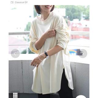 フリークスストア(FREAK'S STORE)のオーバーサイズ ロングスリーブT(Tシャツ(長袖/七分))
