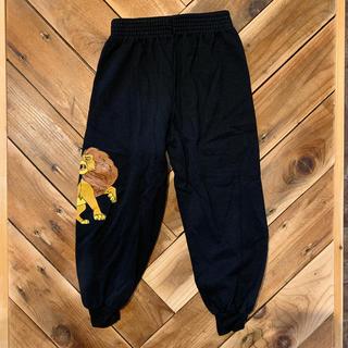 Disney - Vintage The LION KING Sweat Pants USA