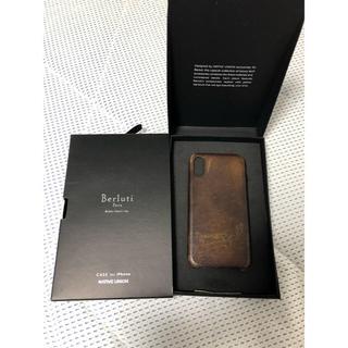 ベルルッティ(Berluti)のベルルッティ iPhone X ケース(その他)