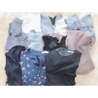 イートミー(EATME)の♡ 洋服43点以上まとめ売り水着いり ♡(セット/コーデ)