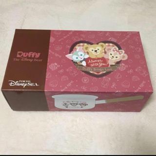 ディズニー(Disney)のダッフィー ホーロー ミルクパン(鍋/フライパン)
