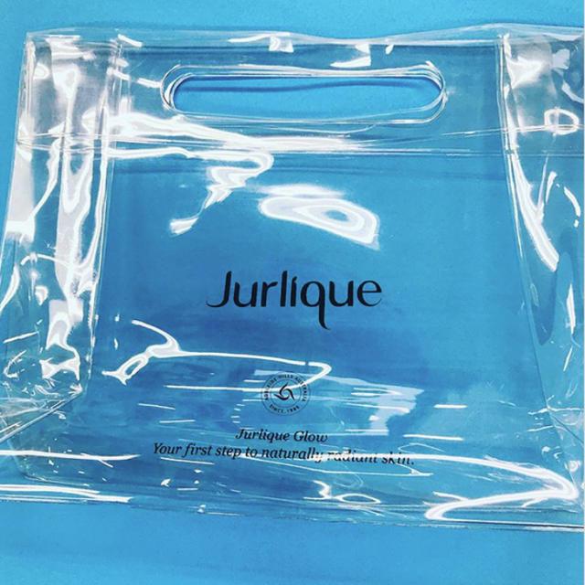 Jurlique(ジュリーク)のGinger✖️jurliqueオリジナルバッグ メッシュ、クリアバックのセット レディースのファッション小物(ポーチ)の商品写真