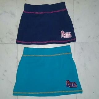 ロデオクラウンズ(RODEO CROWNS)のミプポママ様専用 ロデオ 子供用スカート(2枚)(スカート)