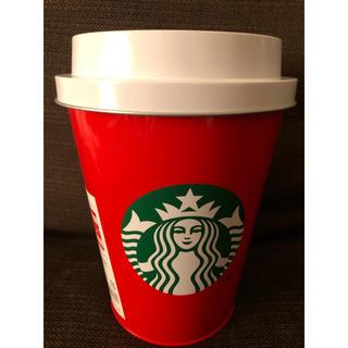 スターバックスコーヒー(Starbucks Coffee)のスターバックス  クリスマス ビッグレッドカップ&ブランケット(日用品/生活雑貨)