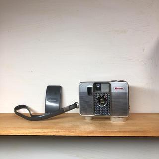 リコー(RICOH)のRICOH AUTO HALF【整備品、完動品】キャップ付(フィルムカメラ)