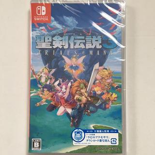 ニンテンドースイッチ(Nintendo Switch)の新品未開封 24時間以内発送  聖剣伝説3 トライアルズ オブ マナ(家庭用ゲームソフト)