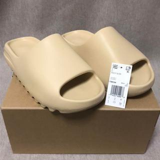 アディダス(adidas)の【日本未発売】【新品/未使用】YEEZY SLIDE イージースライド(サンダル)